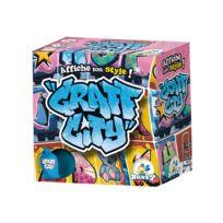 Buzzy Games - Jeux de société - Graff City
