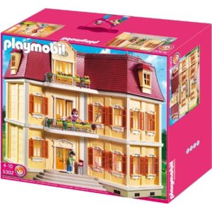 Playmobil 5302 jeu de construction maison de ville - Jeu de construction de maison virtuel ...