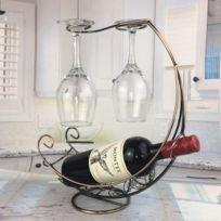 porte bouteille metal catalogue 2019 rueducommerce. Black Bedroom Furniture Sets. Home Design Ideas