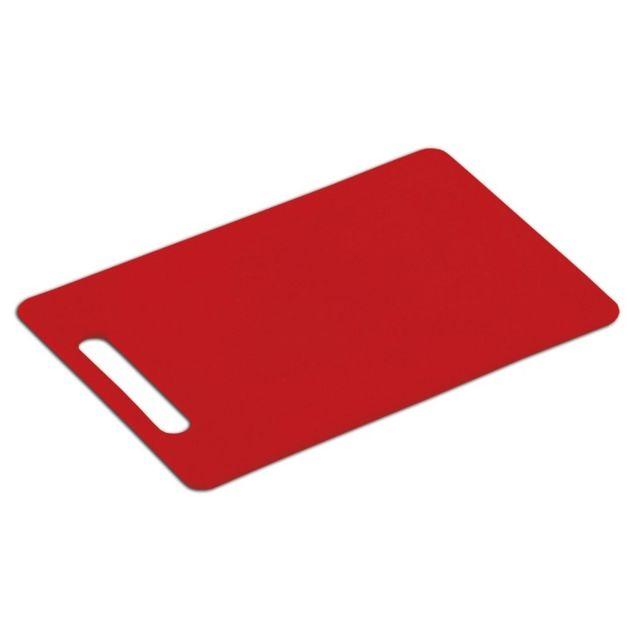 Planche à découper 34 x 24 cm - Rouge