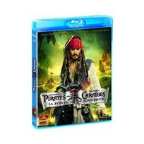 Buena Vista - Pirates des caraïbes 4 : la fontaine de jouvence - 3D Blu-ray 3D