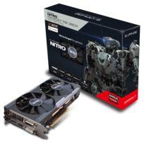 SAPPHIRE TECHNOLOGY - Carte graphique - SAPPHIRE NITRO R9 380X 4G PCI-E LITE - Reconditionné