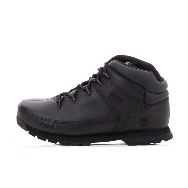 timberland noir junior