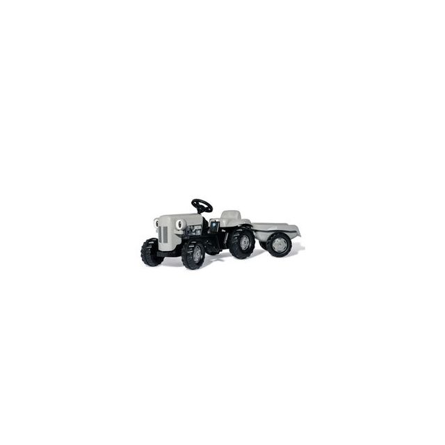 13c6499823ce6a Rolly Toys - Tracteur RollyKid Little Grey fergie - pas cher Achat ...