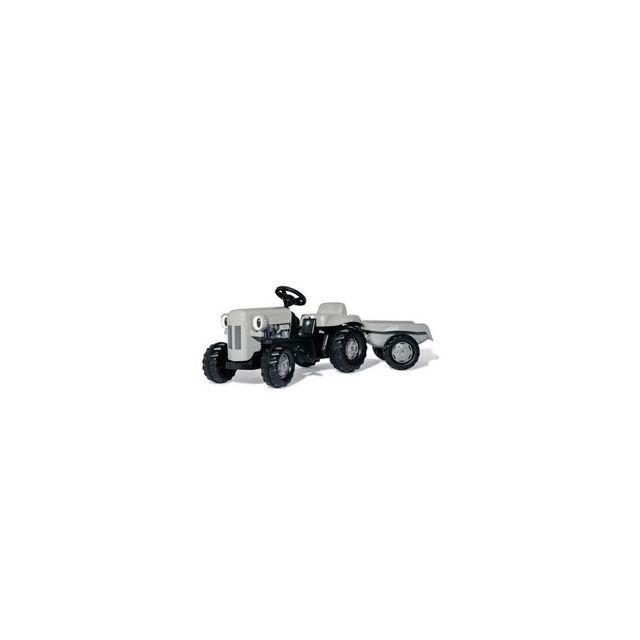 Rolly Toys Tracteur RollyKid Little Grey fergie