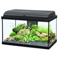 Aquatlantis - Aquarium Aquadream Led 60cm 54L noir