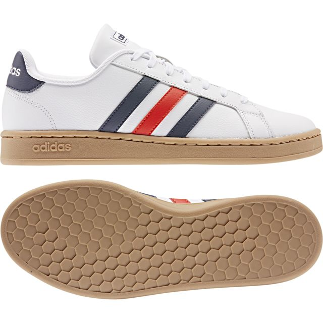 Adidas Chaussures Grand Court pas cher Achat Vente
