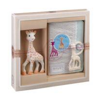 Vulli - Sophie la girafe - Coffret Sophie la girafe et protège carnet