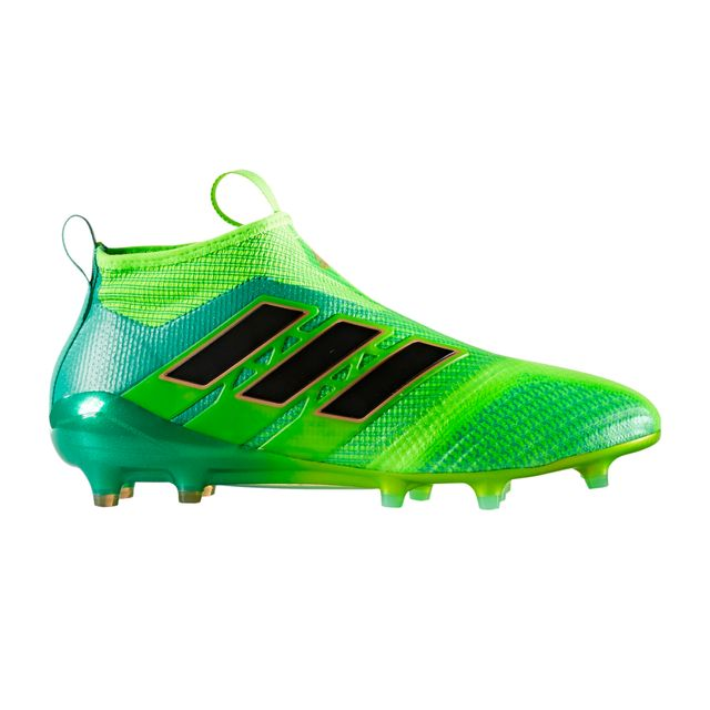 the latest 12a8f 68397 Adidas performance - Chaussures football Adidas Ace 17+ Purecontrol Fg Vert