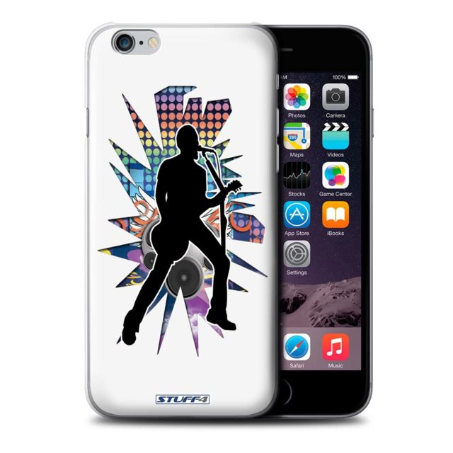 coque iphone 6 rockstar