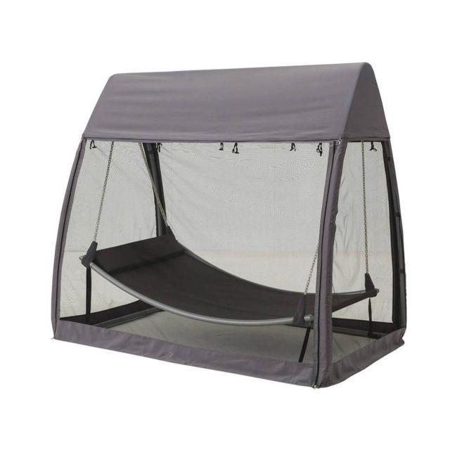pergola gris achat vente de pergola pas cher. Black Bedroom Furniture Sets. Home Design Ideas