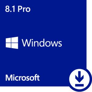 Microsoft - Windows 8.1 pro - France