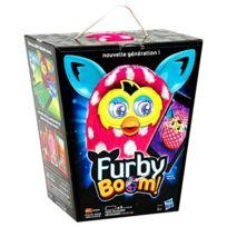 Furby - Animal Interactif - Boom Sunny - Coloris Aléatoire