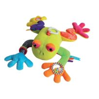 Baby Nat - Loula la grenouille