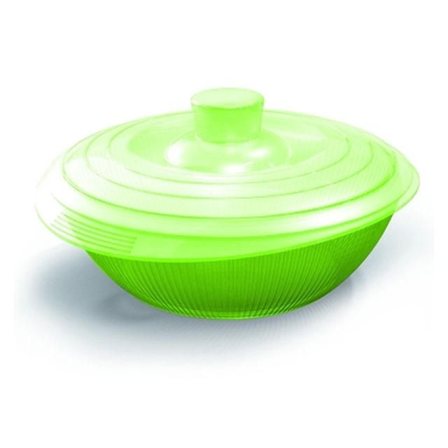SILIKOMART cocotte silicone 1,2l vert - 24.003.97.0065