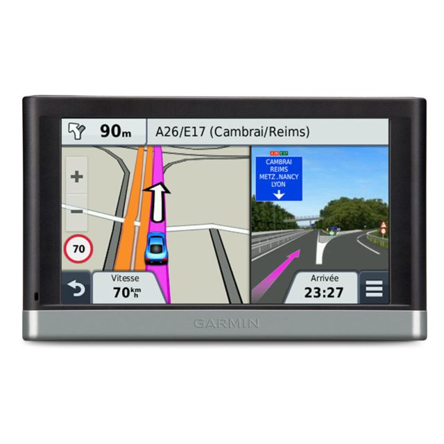 destockage garmin gps n vi 2447 lt ce ecran 4 3 39 trafic gratuit vie pas cher achat vente. Black Bedroom Furniture Sets. Home Design Ideas