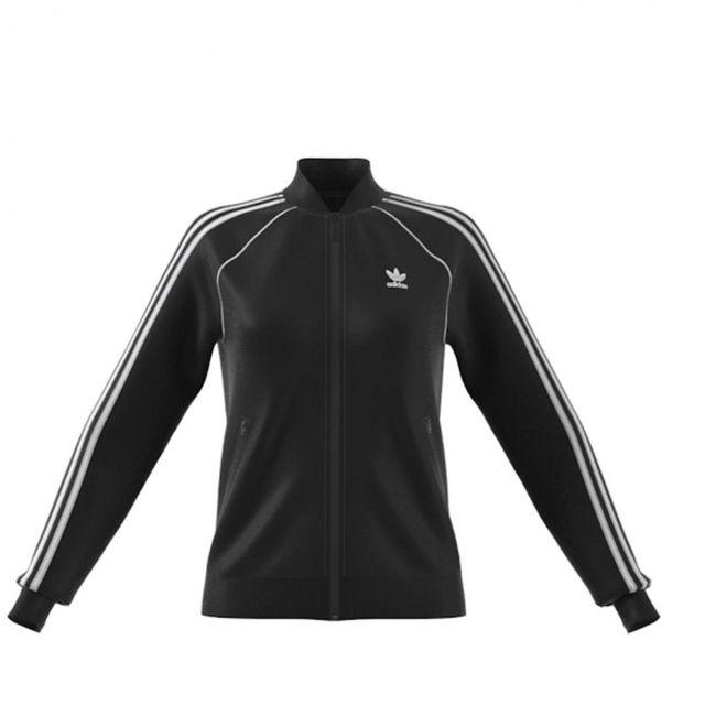 Veste de survêtement adidas SST Black