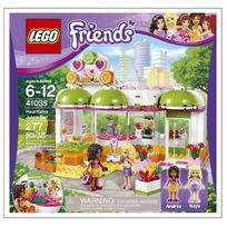 Lego - 41035 - ® Friends - Le bar à smoothie de Heartlake City
