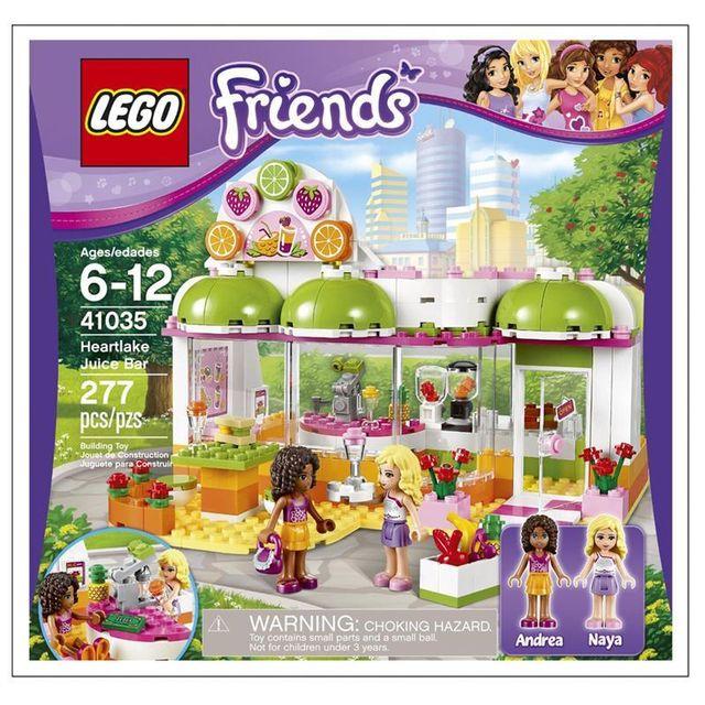 Lego - 41035 Friends - Le bar à smoothie de Heartlake City