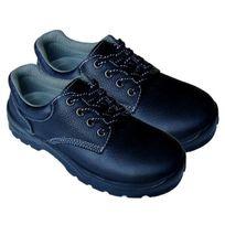 - Chaussures de sécurité noir en cuir Global Footwear confort 2 Norme S3