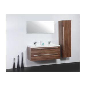 ensemble meuble salle de bains double vasque 120 cm colonne Résultat Supérieur 16 Beau Double Vasque 120 Photos 2018 Hiw6