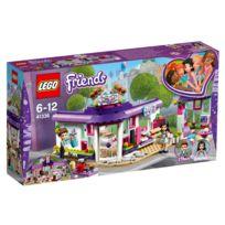 Lego - 41336 Friends™ : Le café des arts d'Emma