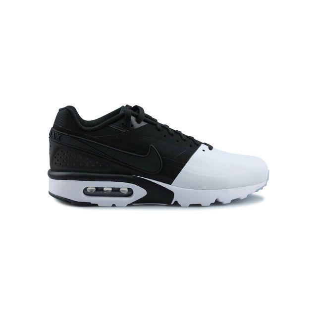 5519e5feb7fb08 Nike - Air Max Bw Ultra Se Blanc Et Noir 844967-101 - pas cher Achat   Vente  Baskets homme - RueDuCommerce