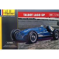 Joustra - Maquette voiture : Talbot Lago Gp