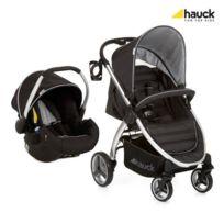 Hauck - Poussette Combinée Duo Lift Up 4 - Black