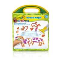 Crayola - Pochette de voyage Mini Kids Doodle Magic