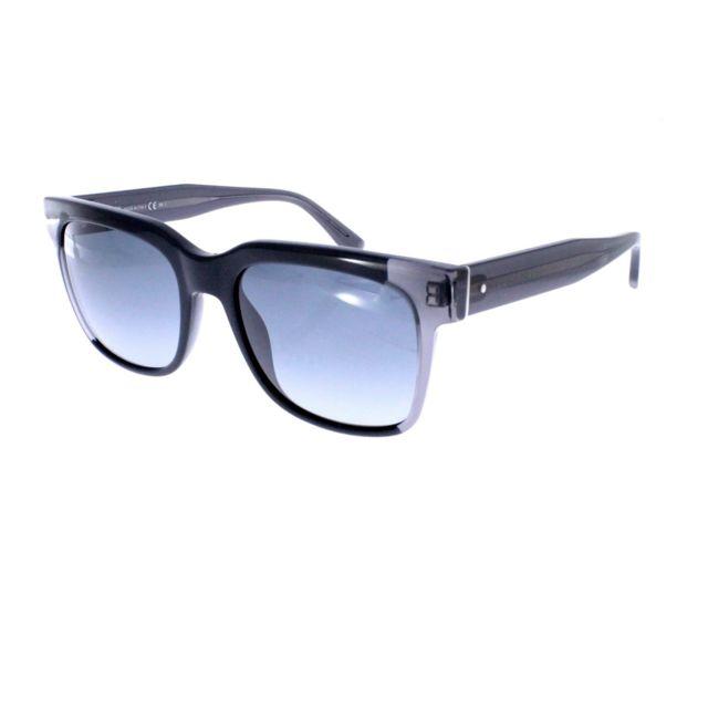 Hugo Boss - 0735 S K8F HD - Lunettes de soleil homme Noir - pas cher Achat    Vente Lunettes Aviateur - RueDuCommerce d2c1569dc3af