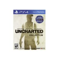 SONY - UNCHARTED:DRAKE COLLECTION - PS4