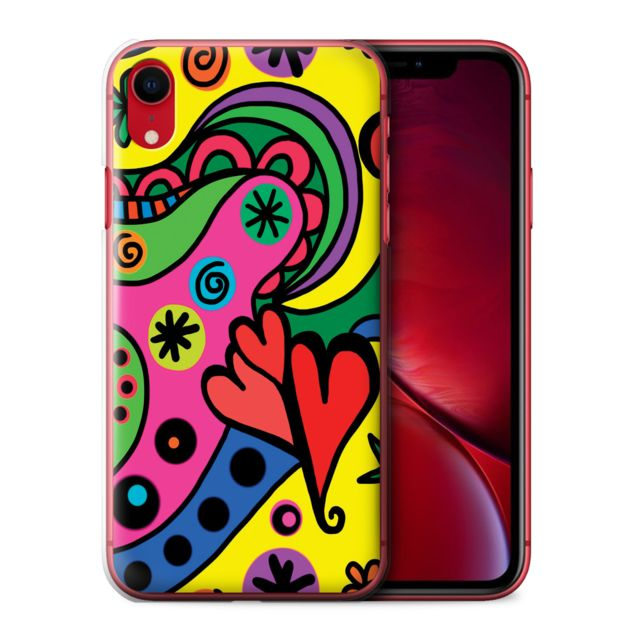 art design coque iphone xr