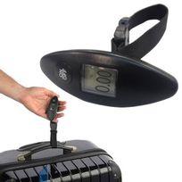 Touslescadeaux - Pèse Bagage Digital électronique de voyage - 40 kg