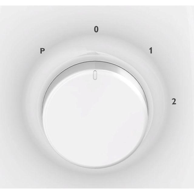 PHILIPS - Blender - HR2101/00 - Blanc/Beige