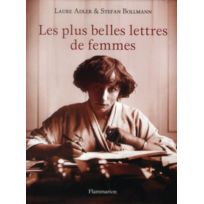 Flammarion - Les plus belles lettres des femmes