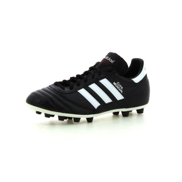 promo code 145a6 dc8ab Adidas performance - Chaussures de Football Copa Mundial Noir - 50 2 3 -  pas cher Achat   Vente Chaussures foot - RueDuCommerce