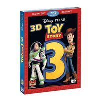 Disney - Toy Story 3 Blu-Ray 3D active + Blu-Ray