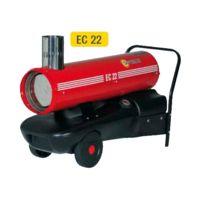 Sovelor - Chauffage air pulsé mobile au fuel à combustion indirecte Puissance élec. 300W - Ec22