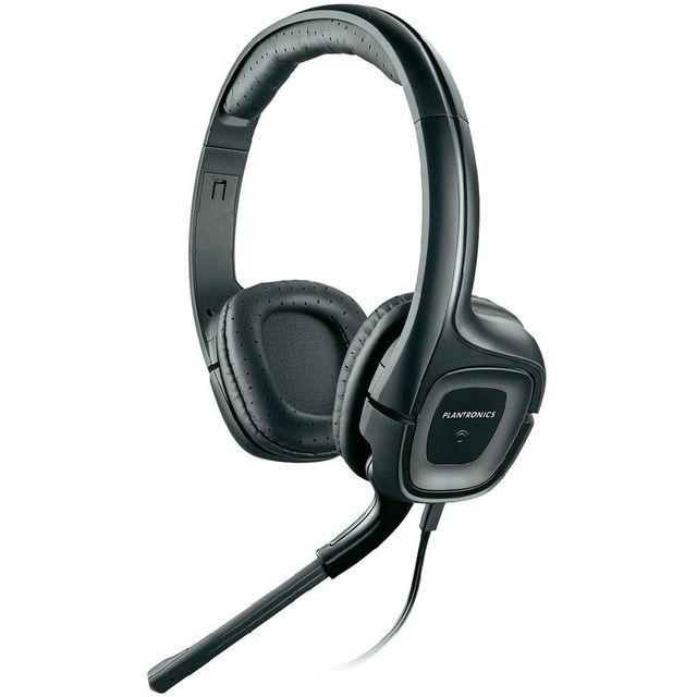 Casque audio filaire A355 - Noir