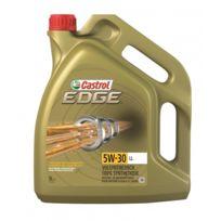 Castrol - Huile Moteur Edge Titanium Fst 5W30 Ll - Bidon de 5 L
