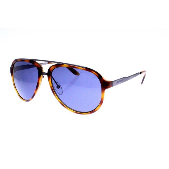 Carrera - 96 S Tjjku - Lunettes de soleil homme Marron - pas cher Achat    Vente Lunettes Aviateur - RueDuCommerce 32d8a310fbb9