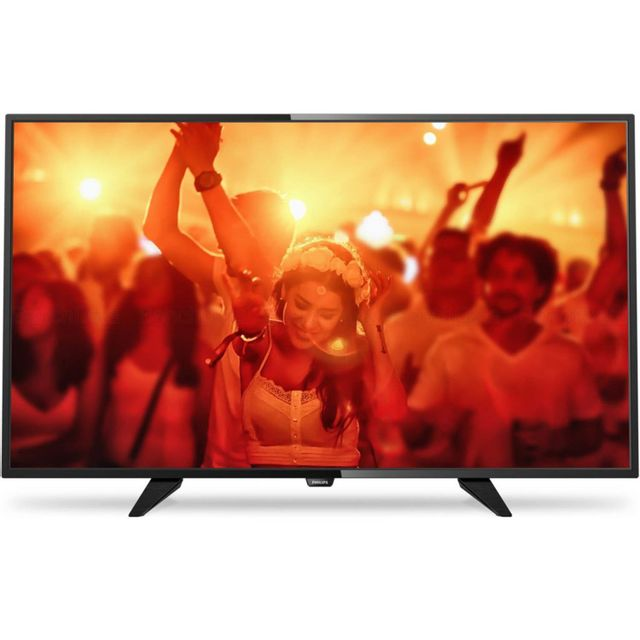 philips tv led 40 102 cm 40pfh4101 pas cher achat vente tv led de 40 39 39 49 39 39 rueducommerce. Black Bedroom Furniture Sets. Home Design Ideas