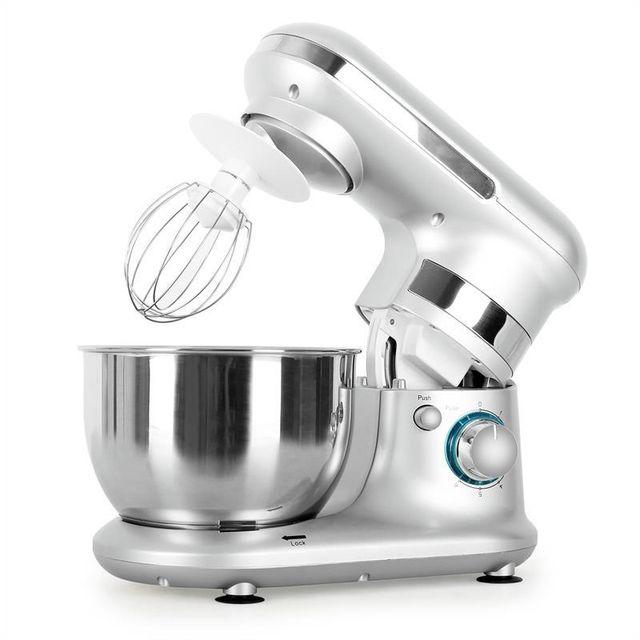 KLARSTEIN Serena Argentea Robot de cuisine 600W argent