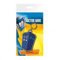 Doctor Who - Dr Who Porte-clés Pvc Tardis