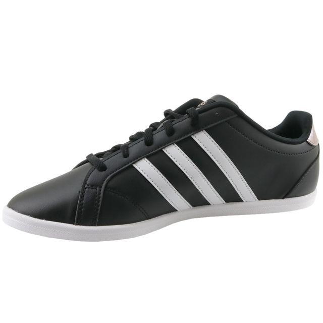 Adidas Vs Coneo Qt W Db0126 Noir pas cher Achat Vente
