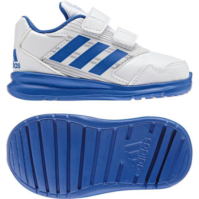Adidas Chaussures AltaRun blancbleugris 27 pas cher
