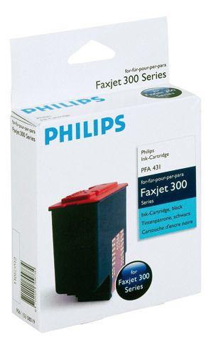 Philips Cartouche imprimante jet d'encre noire Pfa 431