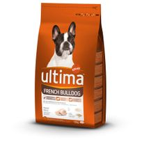 Ultima - Croquettes French Bulldog au Poulet pour Chien - 1,5Kg
