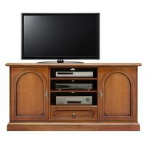 meuble tv rond achat meuble tv rond pas cher rue du commerce. Black Bedroom Furniture Sets. Home Design Ideas